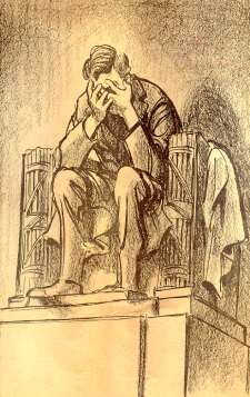 Lincoln Crying