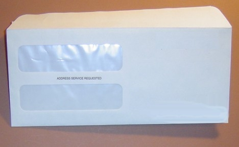 Statement Envelope