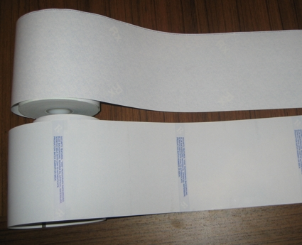 Secure Thermal Paper Rx Rolls